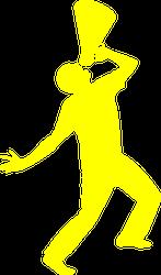 Chargement du logo